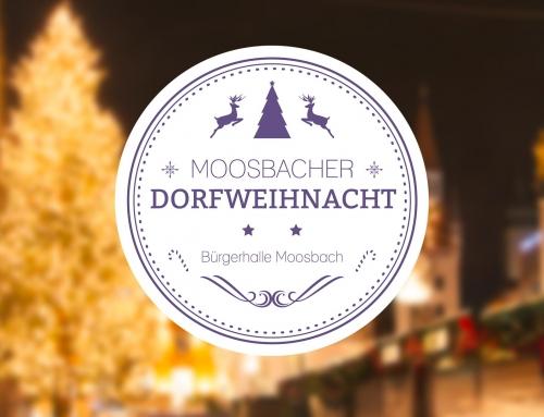 Moosbacher Vereine laden zur Dorfweihnacht ein