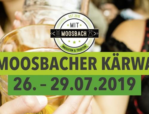 Vorbericht – Moosbacher Kärwa 2019