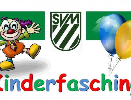 Kinderfasching SV Moosbach, 25.02.2020